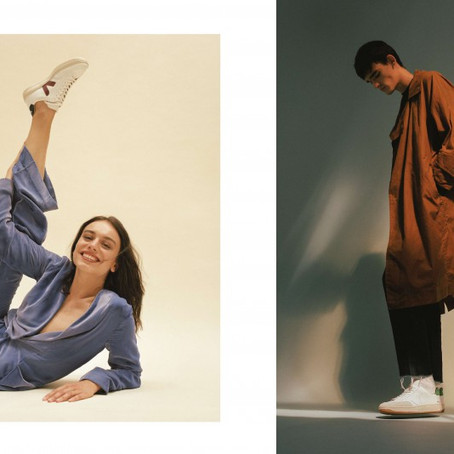 BRAND OF THE MONTH: VEJA