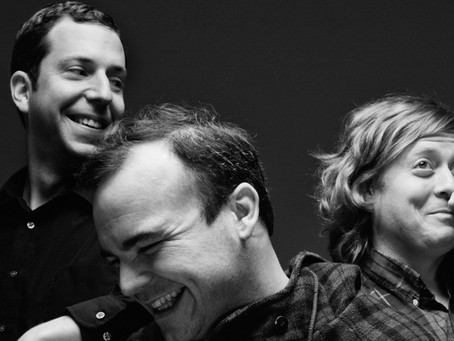 BAND OF THE MONTH APRIL: FUTURE ISLANDS