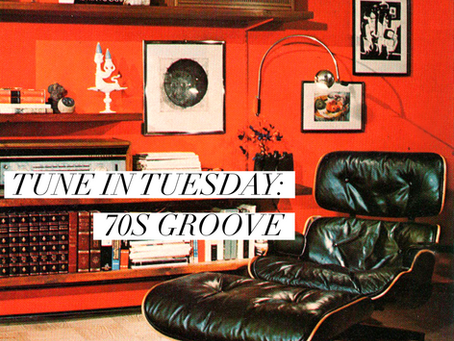 TUNE IN TUESDAY: SEVENTIES GROOVE TRAIN
