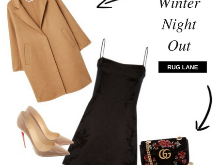 WEEKLY STYLE VIBES: WINTER NIGHT OUT