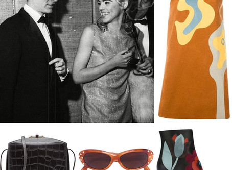WEEKLY STYLE VIBES: 60s CHIC