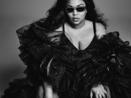 ARTIST OF THE MONTH: LIZZO