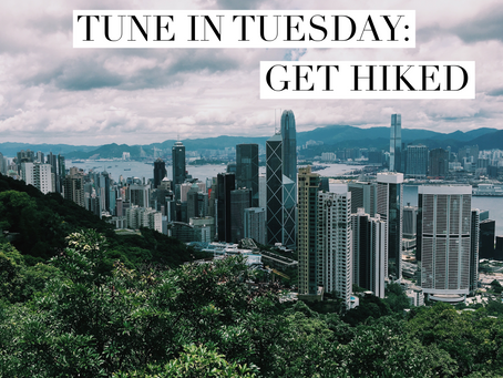 TUNE IN TUESDAY: GET HIKED