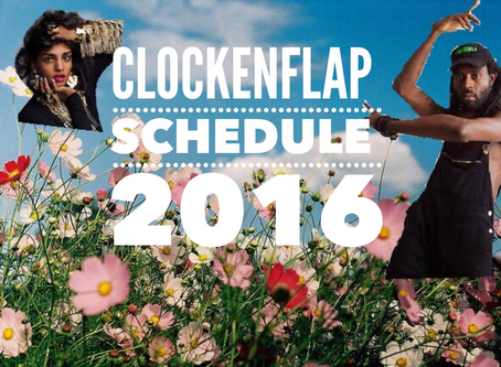 THE RUG LANE GUIDE TO CLOCKENFLAP - FOR THE TWO TYPES OF FESTIVAL PUNTERS