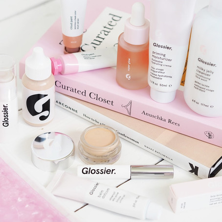 BRAND OF THE MONTH: GLOSSIER