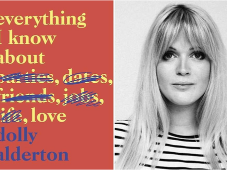 BOOK CLUB: EVERYTHING I KNOW ABOUT LOVE