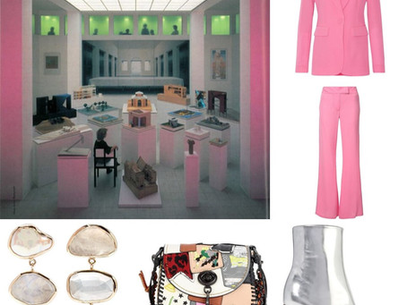 WEEKLY STYLE VIBES: 80s POWER PLAY