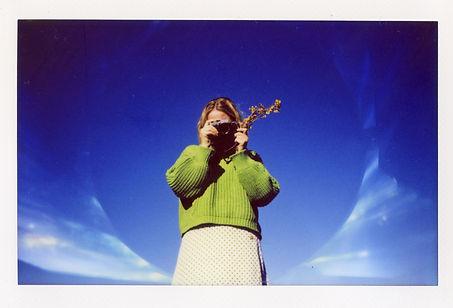 Phoebe City Slicker Polaroid 4- Rug Lane