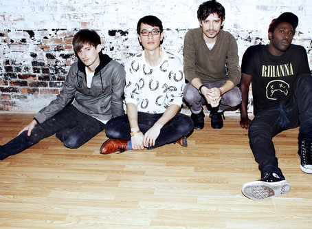 BLOC PARTY AND THEIR NOT SO SILENT ALBUM