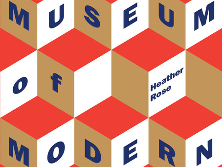 BOOK CLUB: THE MUSEUM OF MODERN LOVE