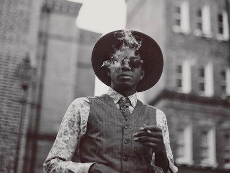 ARTIST OF THE MONTH OCTOBER: L.A. SALAMI