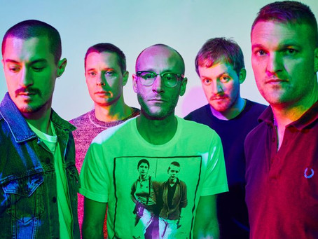 BAND OF THE MONTH MARCH: COLD WAR KIDS