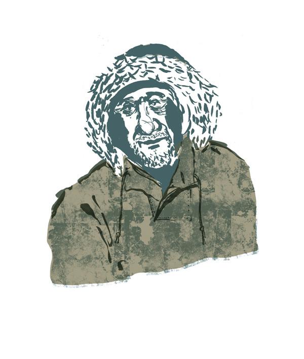 Portrait of a Scottish GI