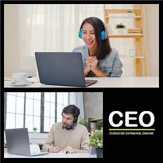 CEO - Curso de Espanhol Online