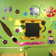 We are now offering WINDOW painting and MURALS!!!!!!!