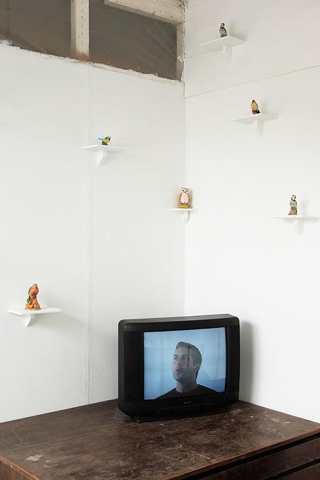 Art installation, sculpture, museum display