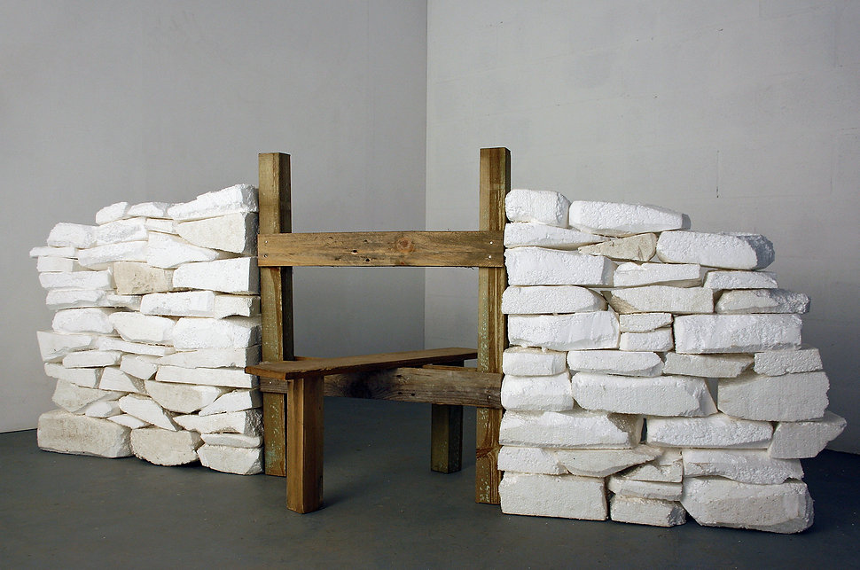 Landscape, Sculpture, artific