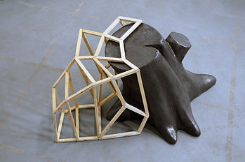 Sculpture, installation, artific, structure