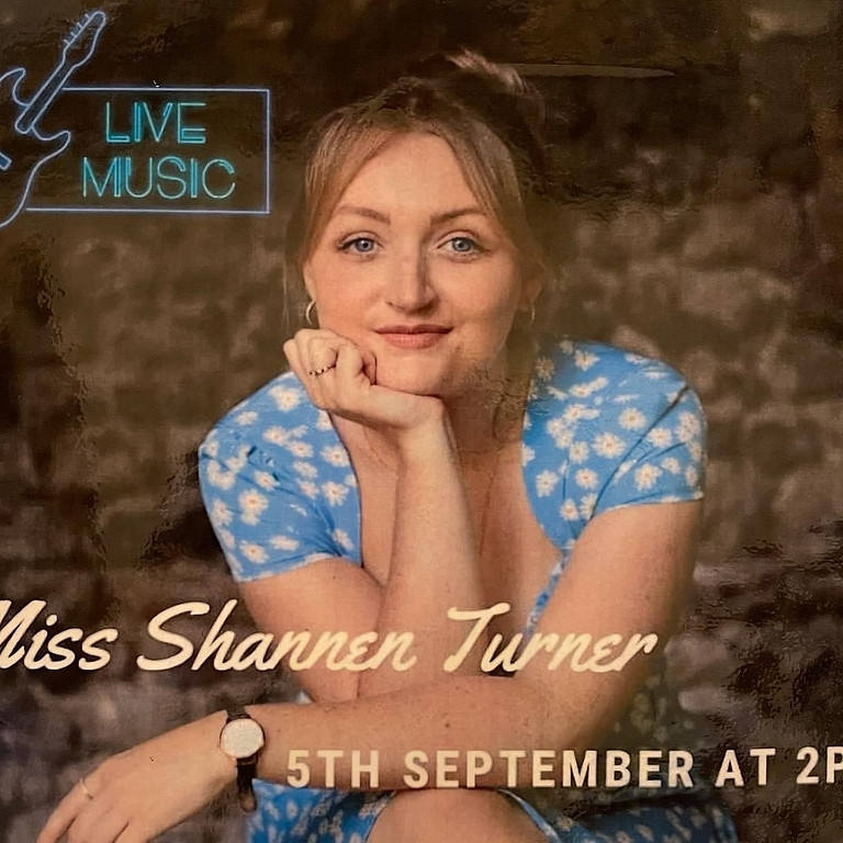 Shannen Turner - Sunday sessions