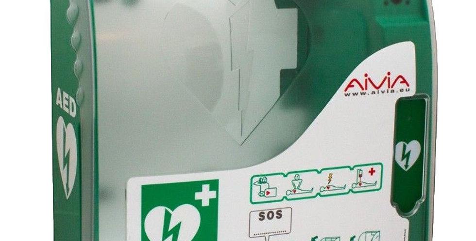 Aivia 200 Udendørs AED skab