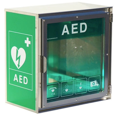 Claus Andersen AED skab HSS100