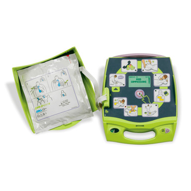 Zoll AED PLUS Indhold
