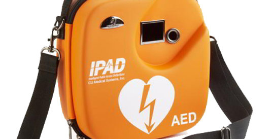 Ipad SP1 AED forside