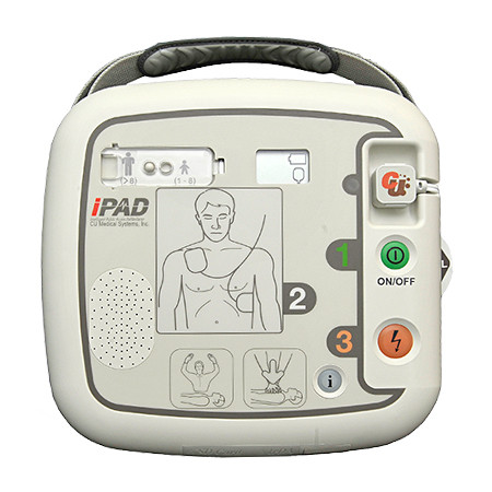 IPAD SP1 AED Instruktioner