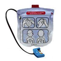 Stødpads til børn - Defibtech Lifeline View AED