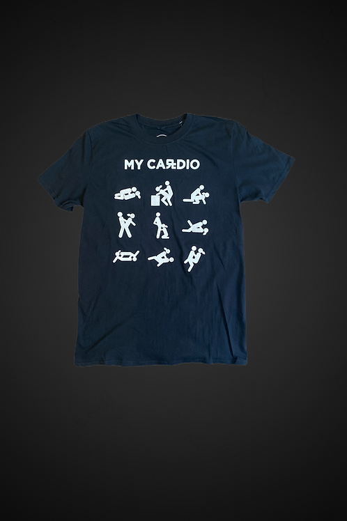 T-Shirt My Cardio