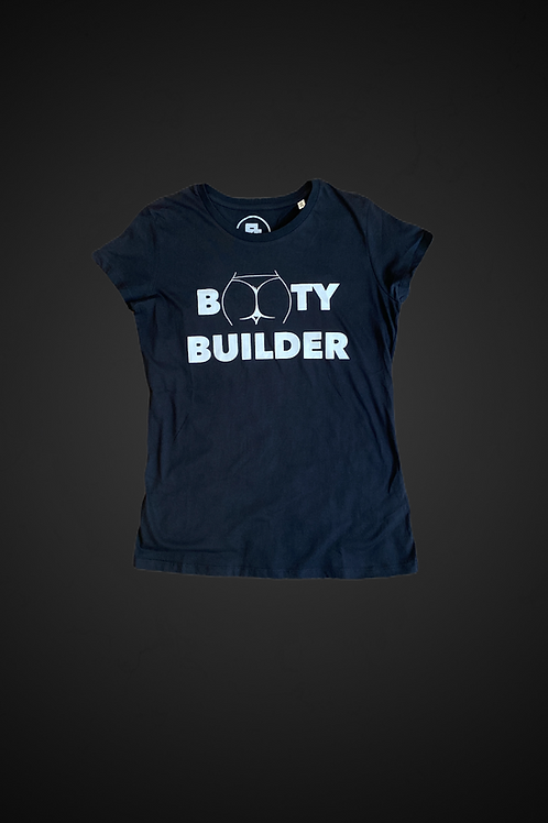 T-Shirt Booty Builder Black (WM)