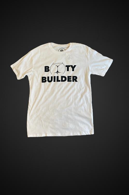 T-Shirt Booty Builder White (Man)