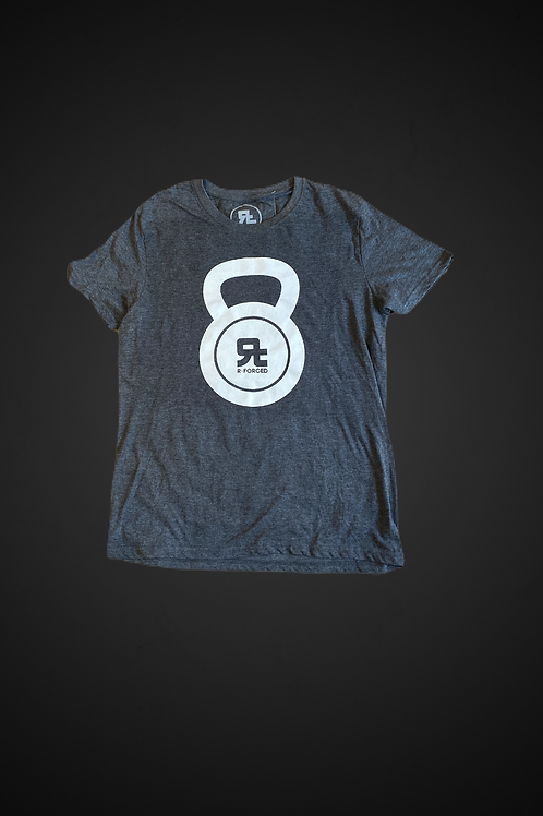 T-Shirt RF Kettlebell Logo (Grey)