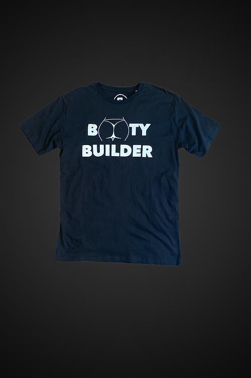 T-Shirt Booty Builder Black (Man)