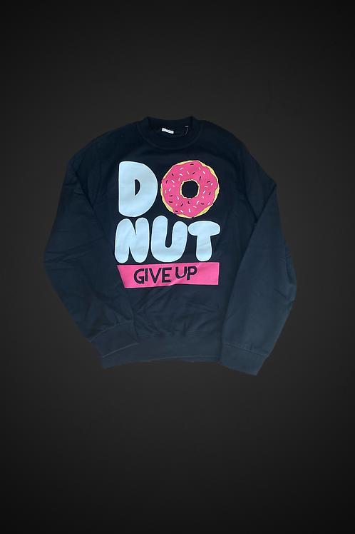 Felpa Donut Give Up (Woman)