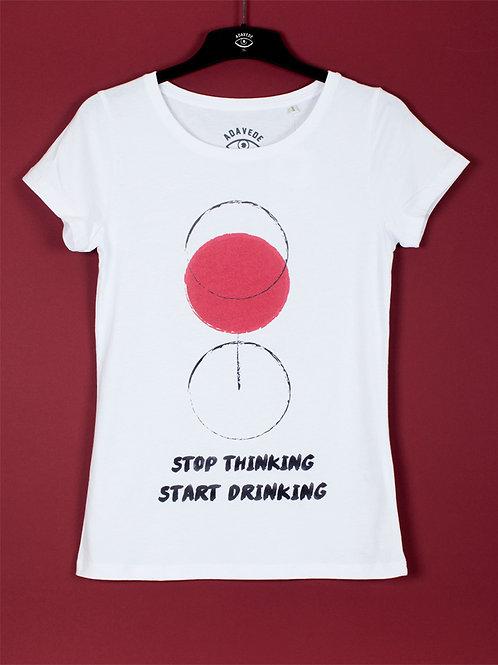 T-Shirt Adavede Wine (WM)