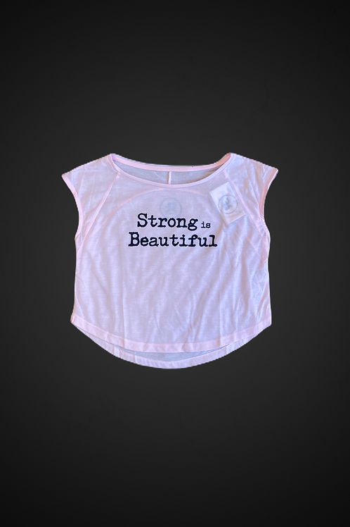 Strong Is Beautiful (Pink)