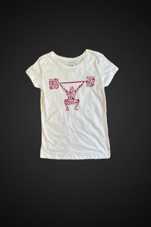 T-Shirt Snatch (White)