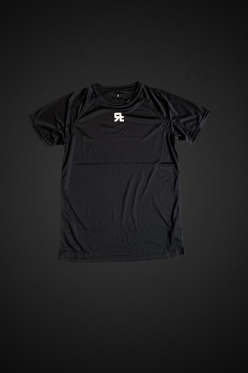 Fitness T-Shirt R-FORCED (Black)