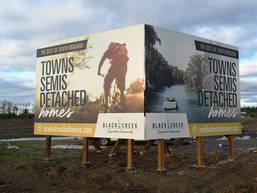Black Creek Community Billboard