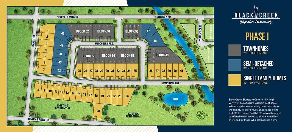 Black Creek Community Site Phase 1