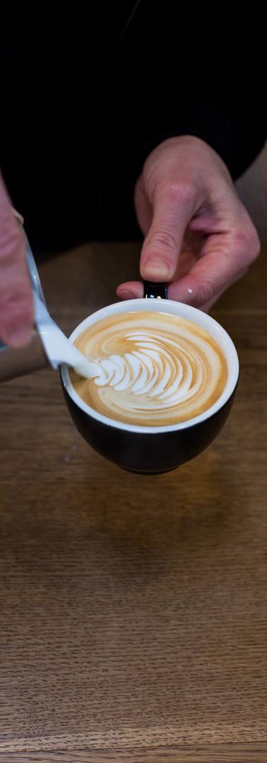 Stoomcursus koffiedrinken