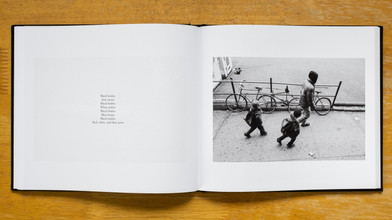 From 'Enough' (2020) by Laurent Chevalier / Jamila Lyiscott