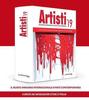 ARTISTI - Annuario 2019 degli artisti co