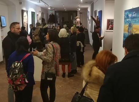mostra internazionale BUDAPEST ARTEXPO