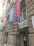 inaugurazione mostra galleria Pinter