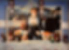 manet (1999) - olio su cornice legno - cm 41 x 32