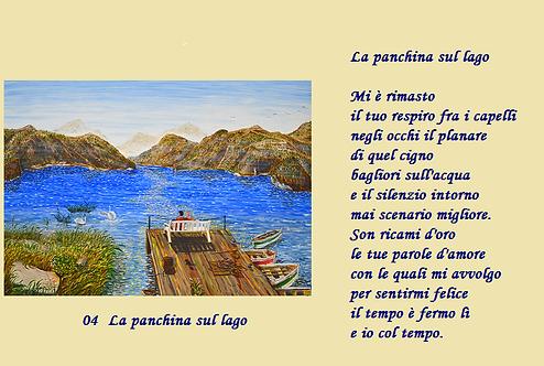 La panchina sul lago