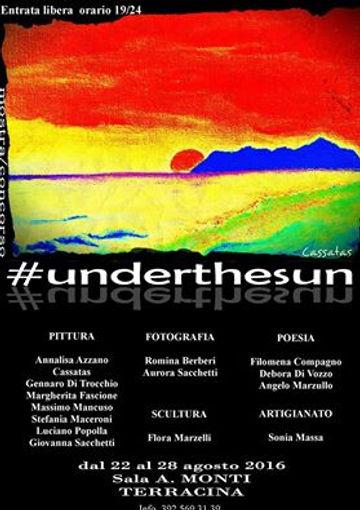 #underthesun