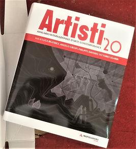 Annario Artisti '20 di Mondadori